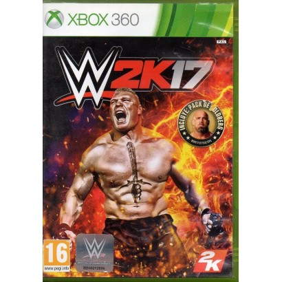 WWE 2K17 Xbox360