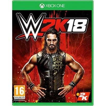 WWE 2K18 XboxOne
