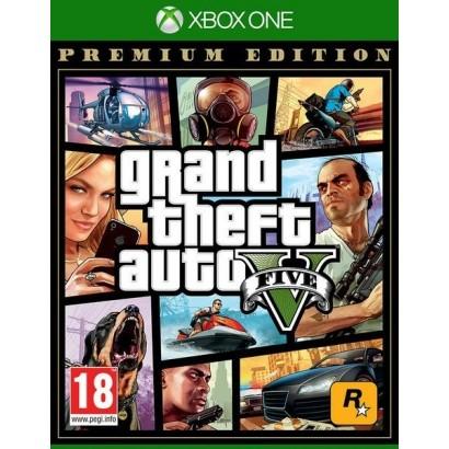 GTA V Premium Edition XboxOne