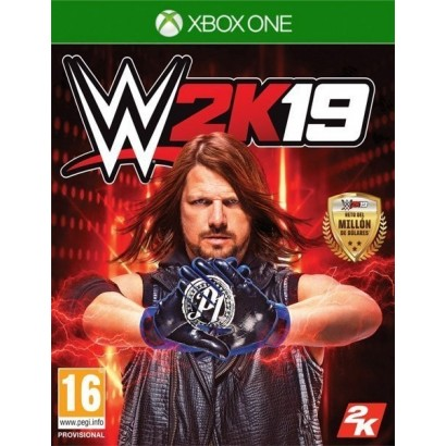 WWE 2K19 XboxOne