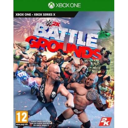 WWE 2K Battlegrounds XboxOne