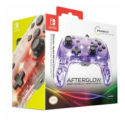 Mando Afterglow Deluxe con Cable Switch