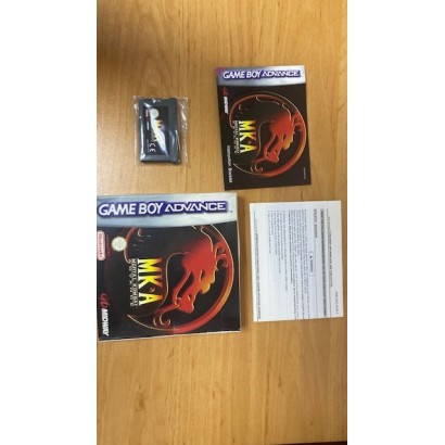 Mortal Kombat Adavance Gameboy Advance