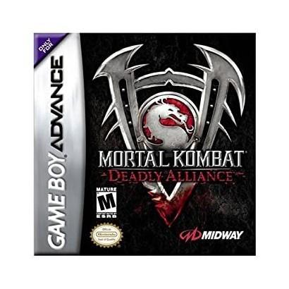 Mortal Kombat Deadly Alliance Gameboy Advance