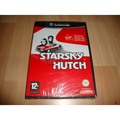 Starsky & Hutch Nintendo Game Cube
