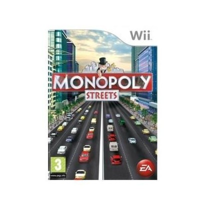 PACK FIFA15 + NBA2K11 + Monopoly Streets Wii