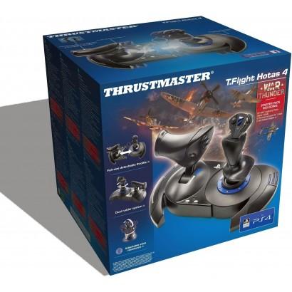 Volante Thrustmaster + Ace Combat 7 Ps4