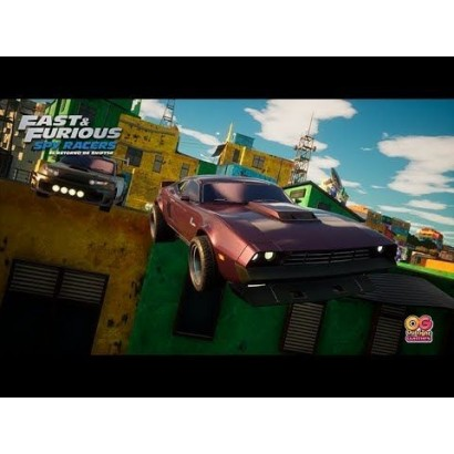Fast & Furious: Spy Racers...