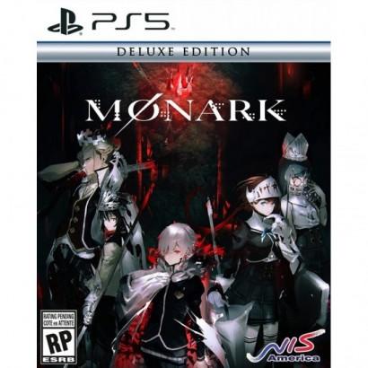 Monark - Deluxe Edition Ps5