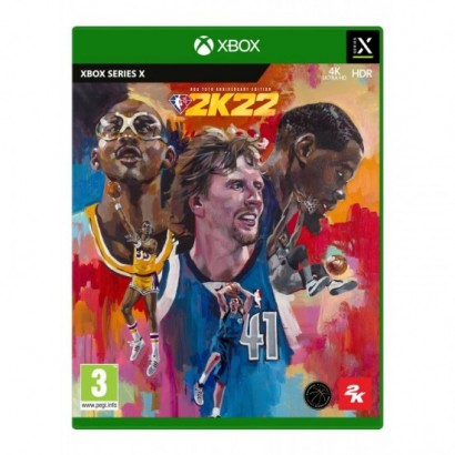 NBA 2K22 XboxSeriesS